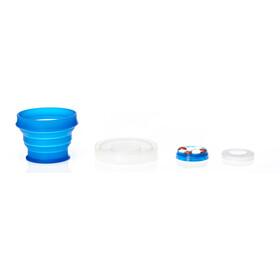 humangear GoCup Medium Travel Accessorie 237 ml blue